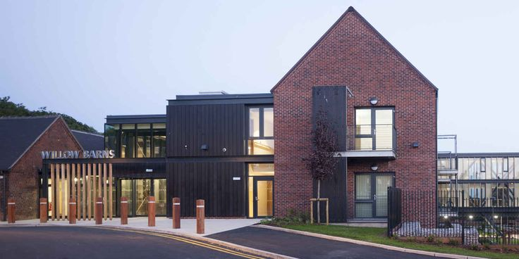 Willow Barns, a 75-bed extra care scheme in Stoke-on-Trent for the Sapphire Consortium, has won a Housing Design Award in the 'HAPPI Completed' category - continuing an unbroken seven-year, eight win