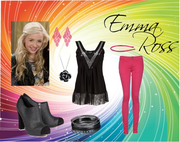 """Emma Ross"" by reesebrat on Polyvore"