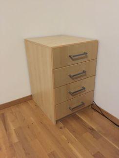 Spectacular Ikea Schrank mit Schubladen in M nchen Neuhausen Wohnwand gebraucht kaufen eBay Kleinanzeigen