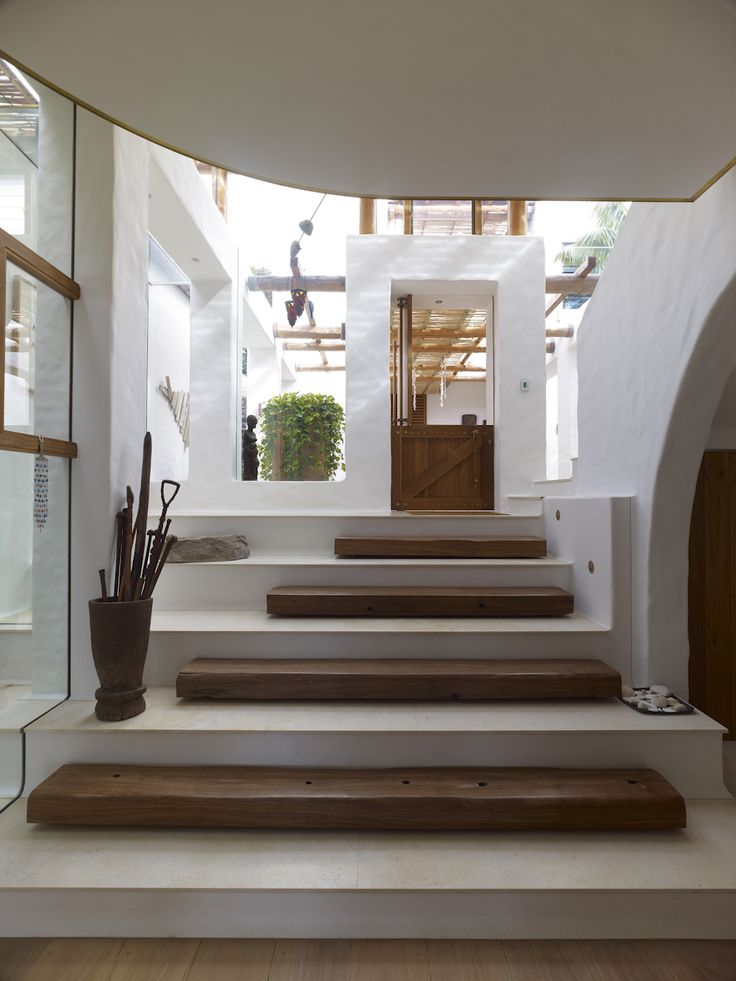 Stairs at Coogee House by JPRA