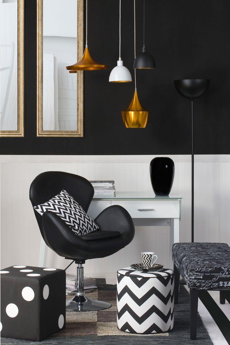 En la decoración de interiores nunca puede faltar una lámpara con estilo.