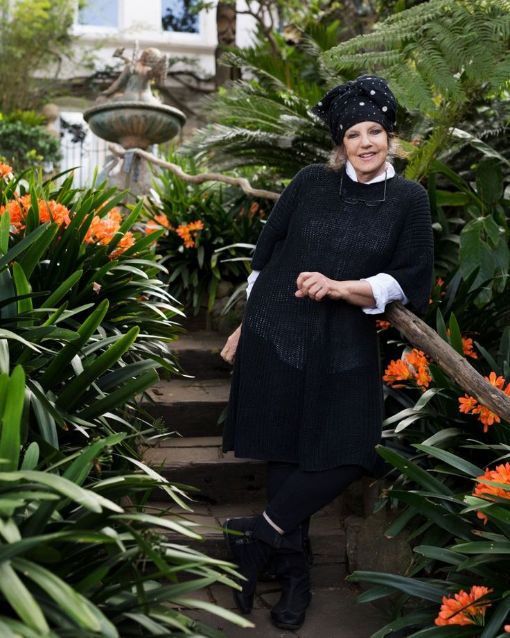 Wendy Whiteley, as well as being an artist, 'goddess muse', and wife to the late Brett Whiteley, is the ultimate guerilla gardener who transformed a disused railway dump near her Lavender Bay home into an incredibly beautiful public garden.