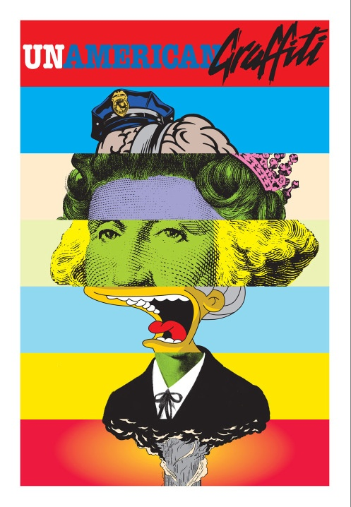 Design, exquisite corpse; Using photoshop to crop, layer, and transform images in a collage