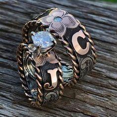 Cowgirl Wedding Ring Inspiration - COWGIRL Magazine