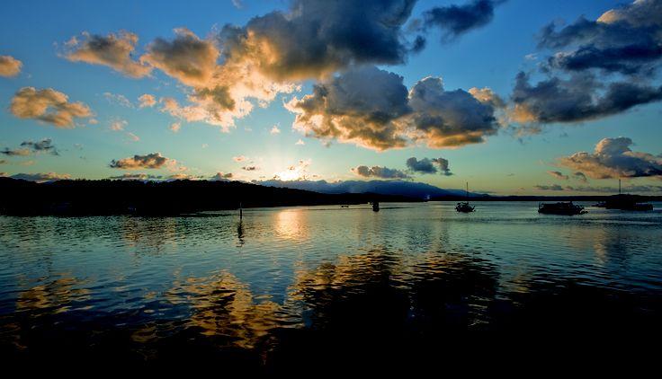 Port Douglas at dusk