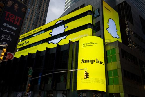 Snap Plans to Force Some IPO Investors to Agree Not to Sell for...
