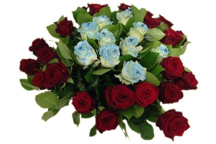 Red Naomi en Pearl Love rozen boeket! http://www.regioboeket.nl/30-beauty-rozen-boeket