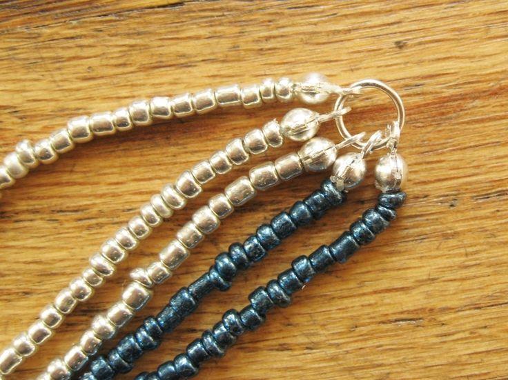 Multi-Strand Bracelet or Necklace Judy Williams