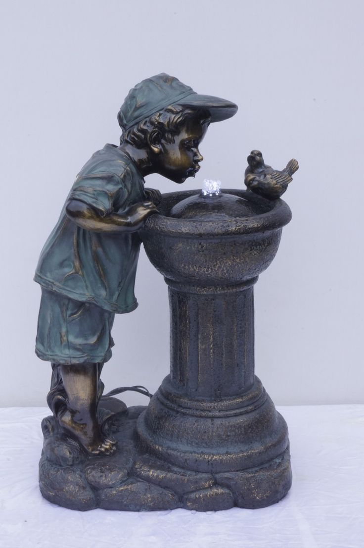 Billy Water Feature with Led Light