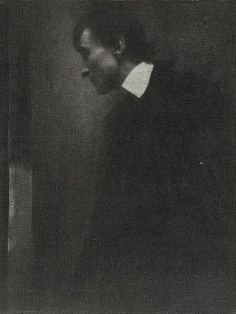 Edward Steichen, selfportrait,1902.