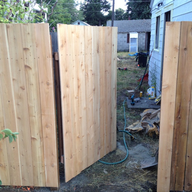 Hidden Gate Diy Pinterest Gates