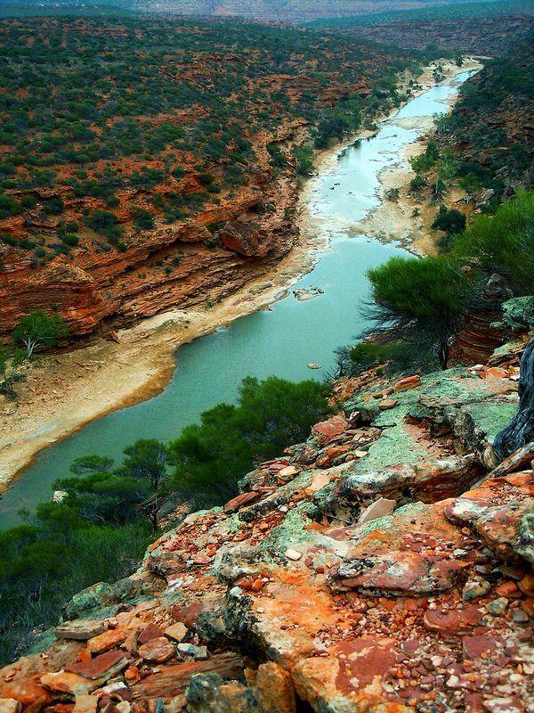 ✯ Kalbarri National Park, Western Australia Pinned By Wondrous http://www.wondrous.com.au