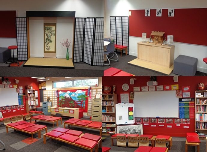 Japanese Classroom Decor : Thanks to charles mackenzie smith who as a guest ger