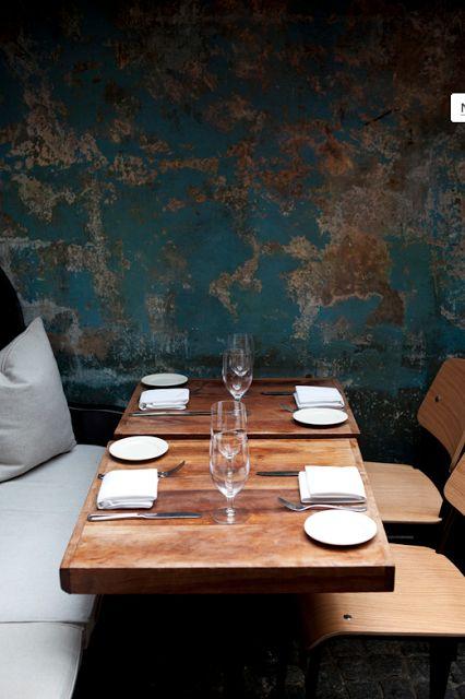 August Restaurant Bleecker Street New York Ny