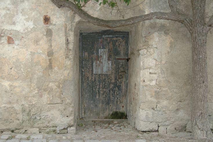 Burghausen Castle Detail Door