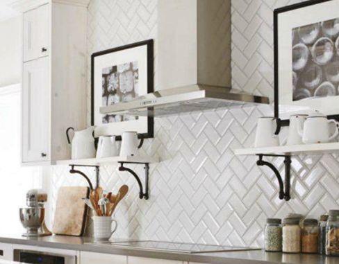 25+ best herringbone subway tile ideas on pinterest | herringbone