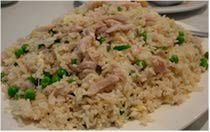 Chicken Fried Rice - this popular restaurant dish is easy to make at home.