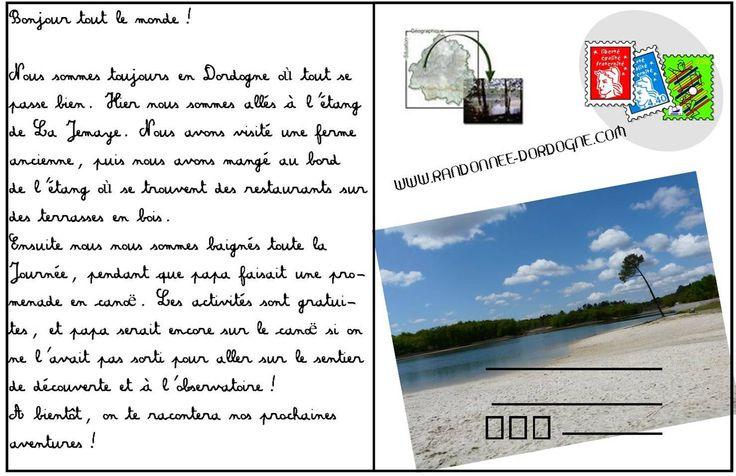 Les 68 meilleures images du tableau FLE: Écrire une lettre sur Pinterest | Français, Cours de ...