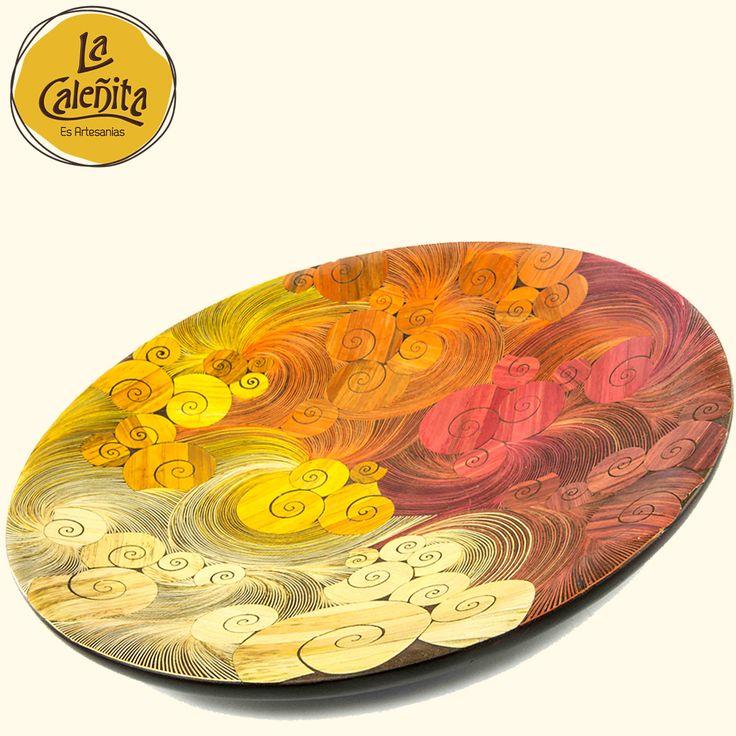 El barniz de Pasto, una técnica artesanal única en el mundo.  #ArtesaniasDeNariño #ArtesaniasColombianasHechasAMano #ArtesaniasTipicasDeColombia