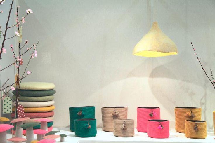 MUSKHANE / Salon Maison et Objet - ETE 2014  #muskhane