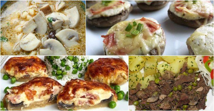 A gomba az egyik legskolodalúbb hozzávaló a konyhában, csinálhatunk belőle levest, tehetjük pizzára, húsokra, vagy akár főzhetünk belőle pörköltet is!