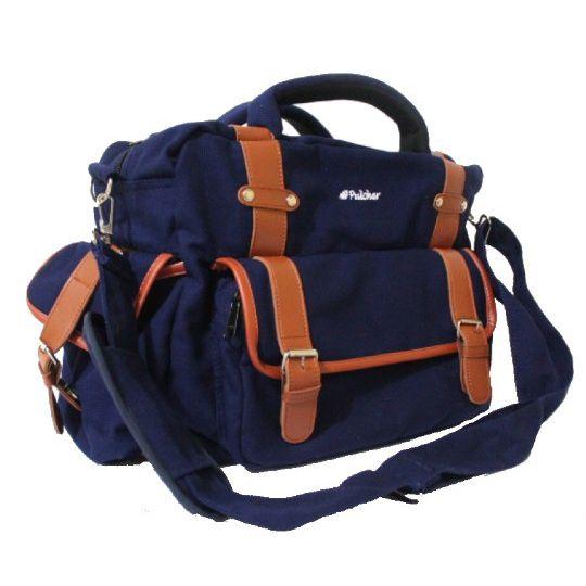 tas ransel vintage,,  pulcher bags - CRUX Navy Rp. 229.000 // 085.7722.55000 - tasranselvintage.com