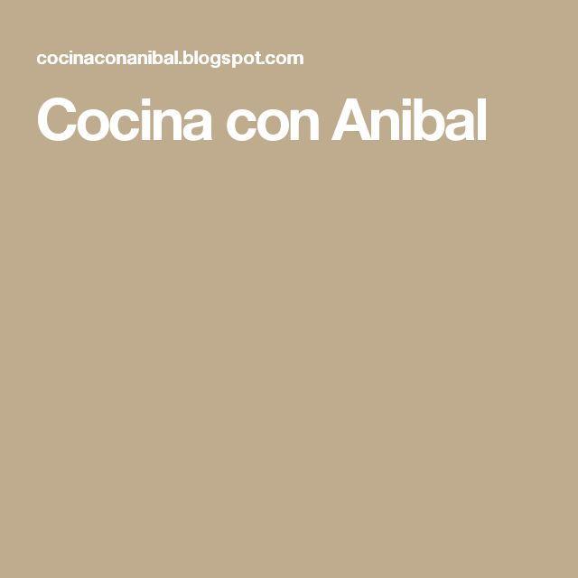 Cocina con Anibal