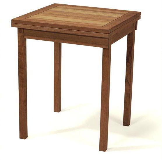 Flexa Balkongbord, teak eller accasia