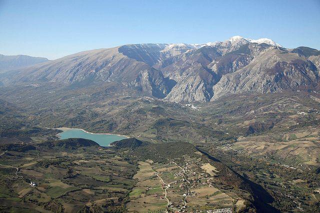 #Casoli - Lago Sant'Angelo - #Chieti #Abruzzo