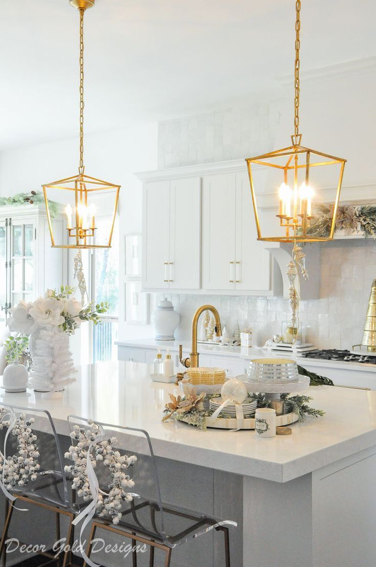 Light It Up Decor Gold Designs Kitchen Lighting Fixtures Kitchen Pendant Lighting Simple Holiday Decor