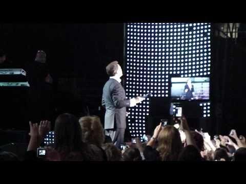 Luis Miguel en Mar del Plata (4) HD - TE NECESITO - YouTube