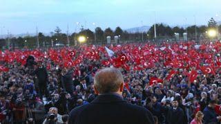 Στην Τουρκία είναι ζητούμενo αν τα τέρατα θα αλληλοφαγωθούν ή θα αναζητήσουν τροφή στη γειτονιά