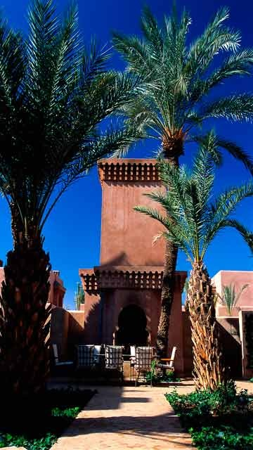 Amanjena, Marrakesh, Morocco