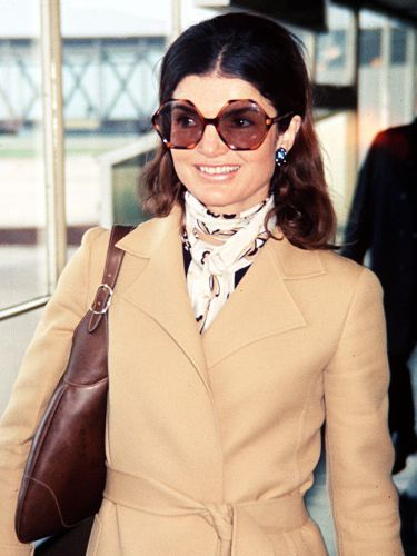 Shop Our Favorite Oversize Sunglasses in Honor of Jackie O's Birthday via @WhoWhatWear