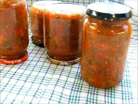 Стручковая фасоль в томатном соусе / Haricots verts sauce tomate