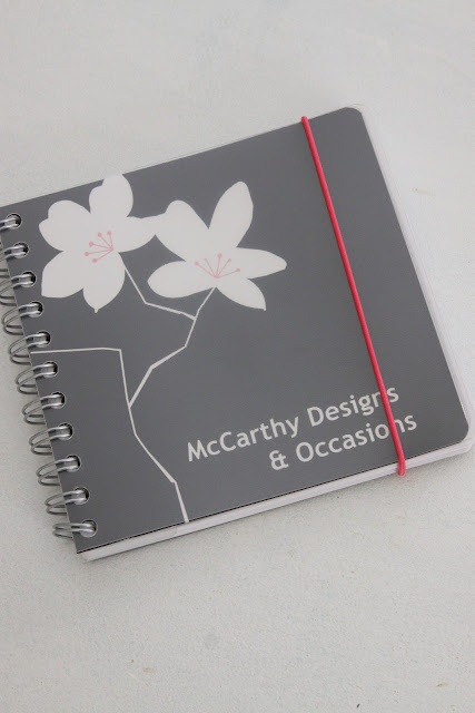 Nellie from McCarthy designs created this planner