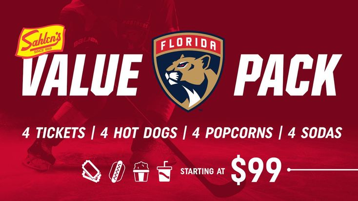 #AD Save on Florida Panthers Tickets with the Sahlen's Value Pack | MomJunky.com Addicted To Everything Mom