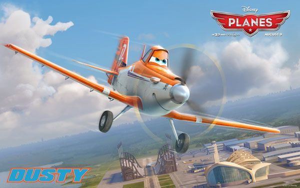 Disney Planes 2013 Movie Wallpapers, Facebook Cover Photos & Character Icons