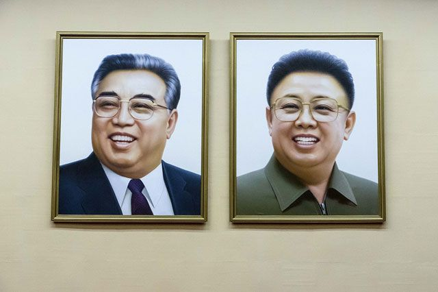 NEWSru.co.il :: Северная Корея глазами израильского фотожурналиста