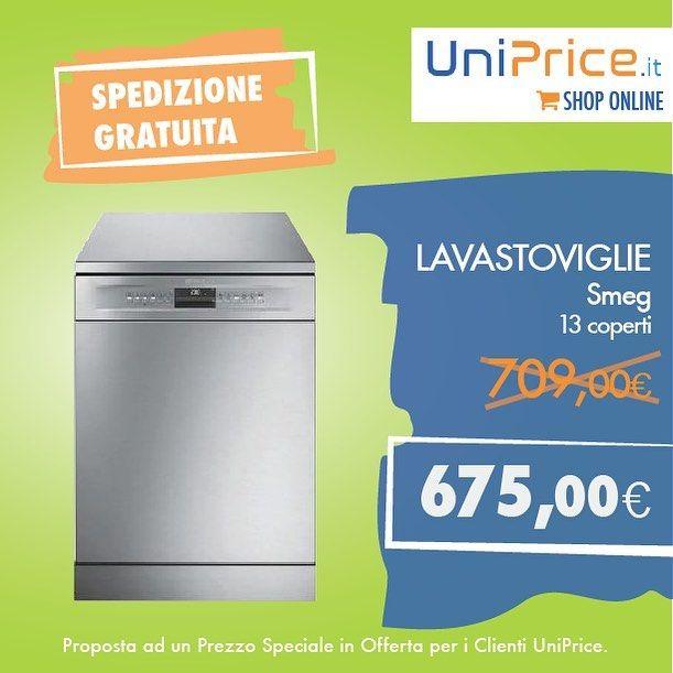 lavastoviglie #smeg 13 coperti !!!! #spedizionegratuita ...