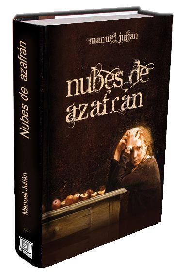NUBES DE AZAFRÁN Libro