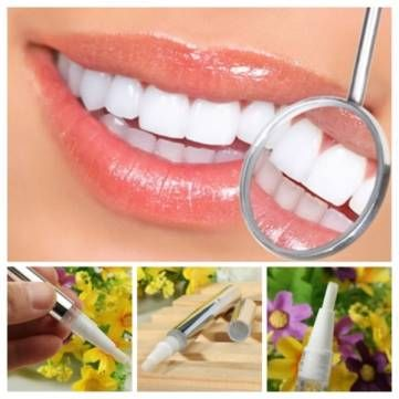 Dents portables Blanchiment Blanchiment dentaire Gel Pen Cleaner