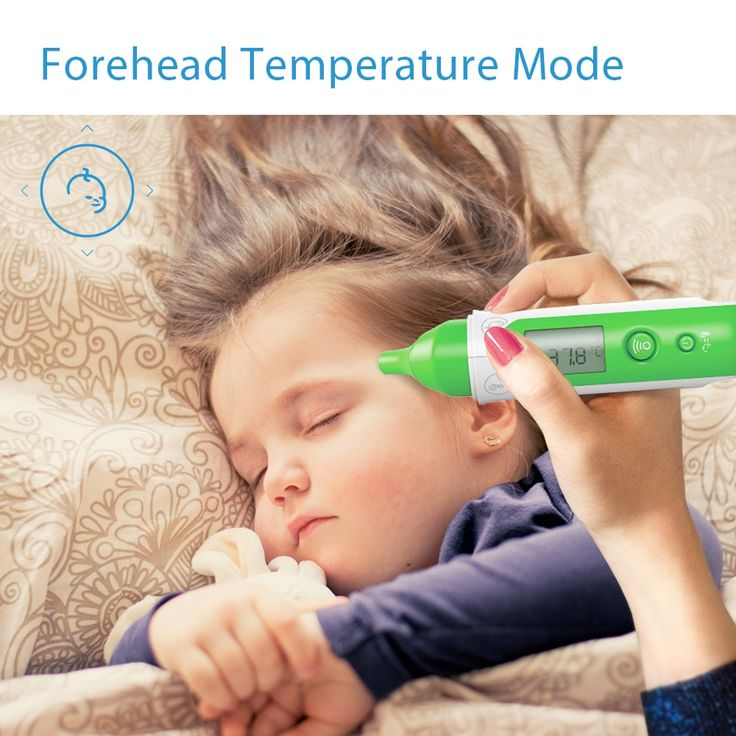 High Quality Koogeek Smart Thermometer Infrared Sensor Dual Modes Forehead &…