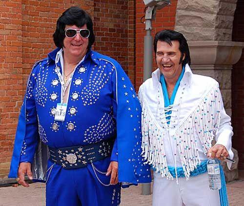 Collingwood Ontario Elvis Festival