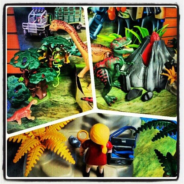 New! Dino Island Adventure sets from Playmobil! #dinosaurs #playmobil