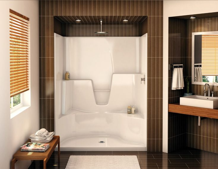 Small Fiberglass Shower Stalls - http://mesadentiste.com/small-fiberglass-shower-stalls/ : #BathtubDesign Fiberglass shower stalls – Despite having small bathroom with limited space, you can certainly do that is spacious and comfortable with the help of the correct choice of showers for small bathrooms. By adding the right shower for your small bathroom, you will surely get a quarter of small...