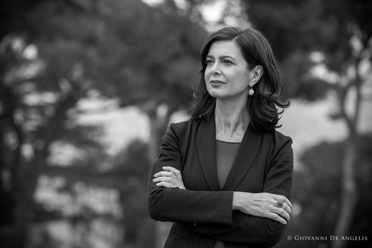 Laura Boldrini  campagna elettorale 2013  by Giovanni De Angelis