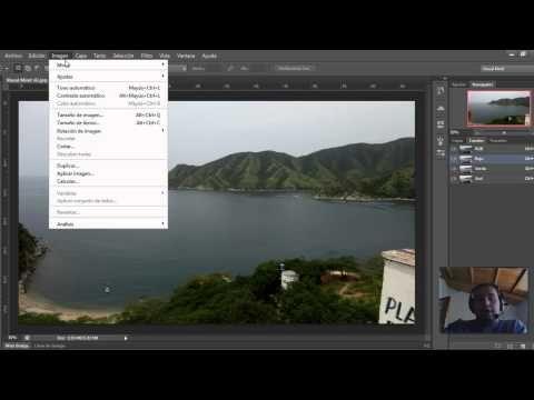 Photoshop Cs6 Desce Cero 7- Profundidad de bits - YouTube