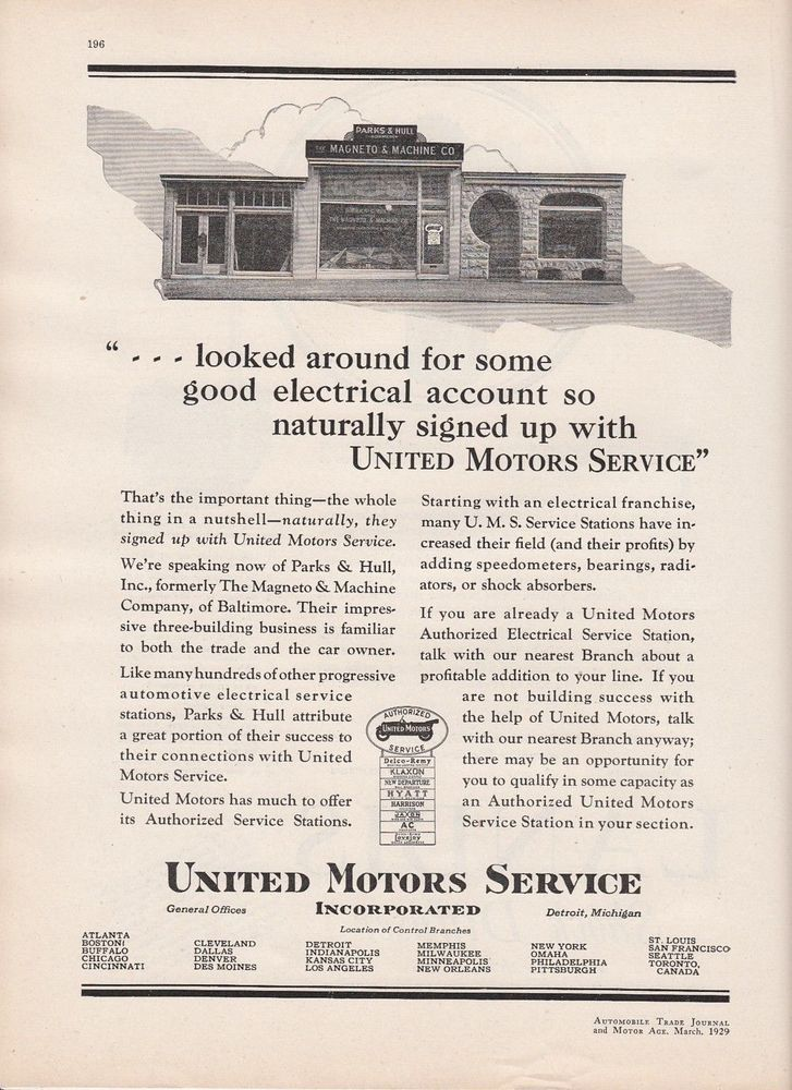 17 best images about vintage magazine ads on pinterest for Electric motor repair baltimore