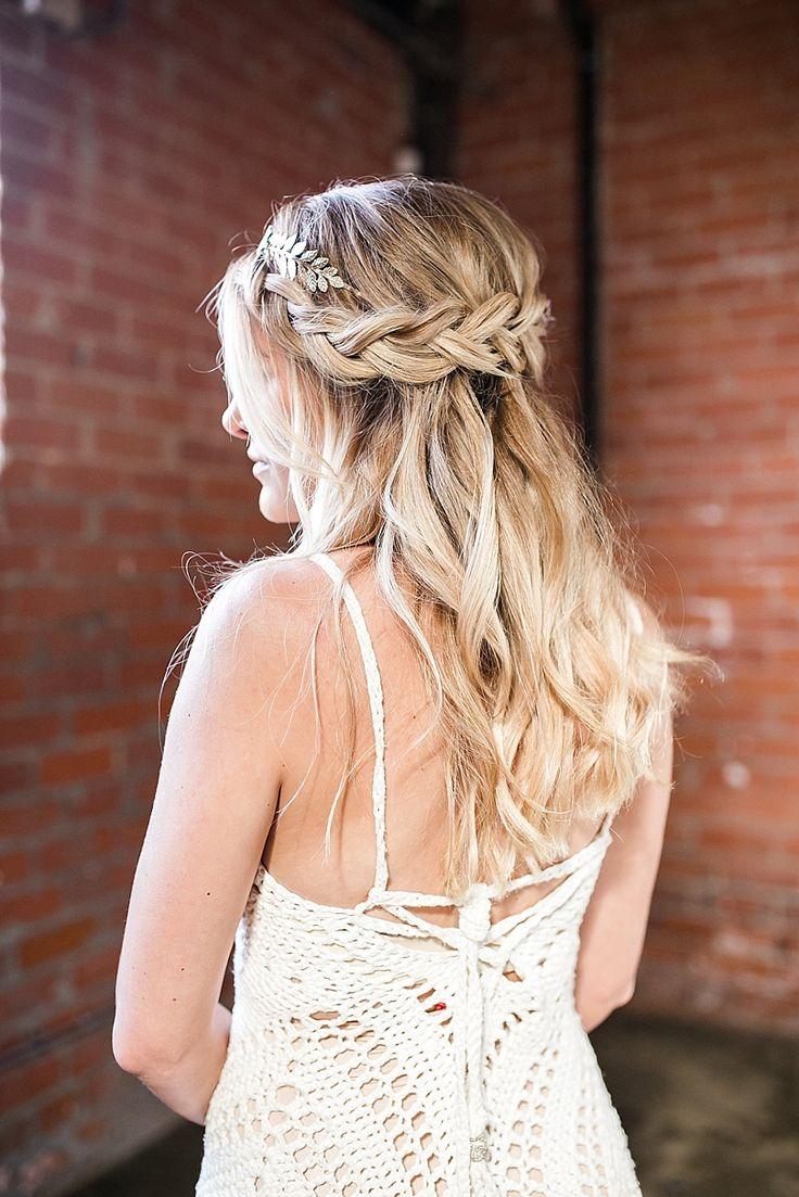 Southern California Wedding Ideas and Inspiration: Modern Boho Wedding Inspiration Shoot